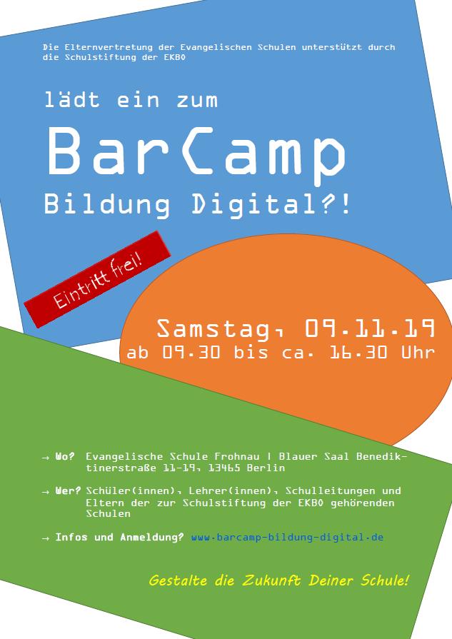 Bar Camp 2019