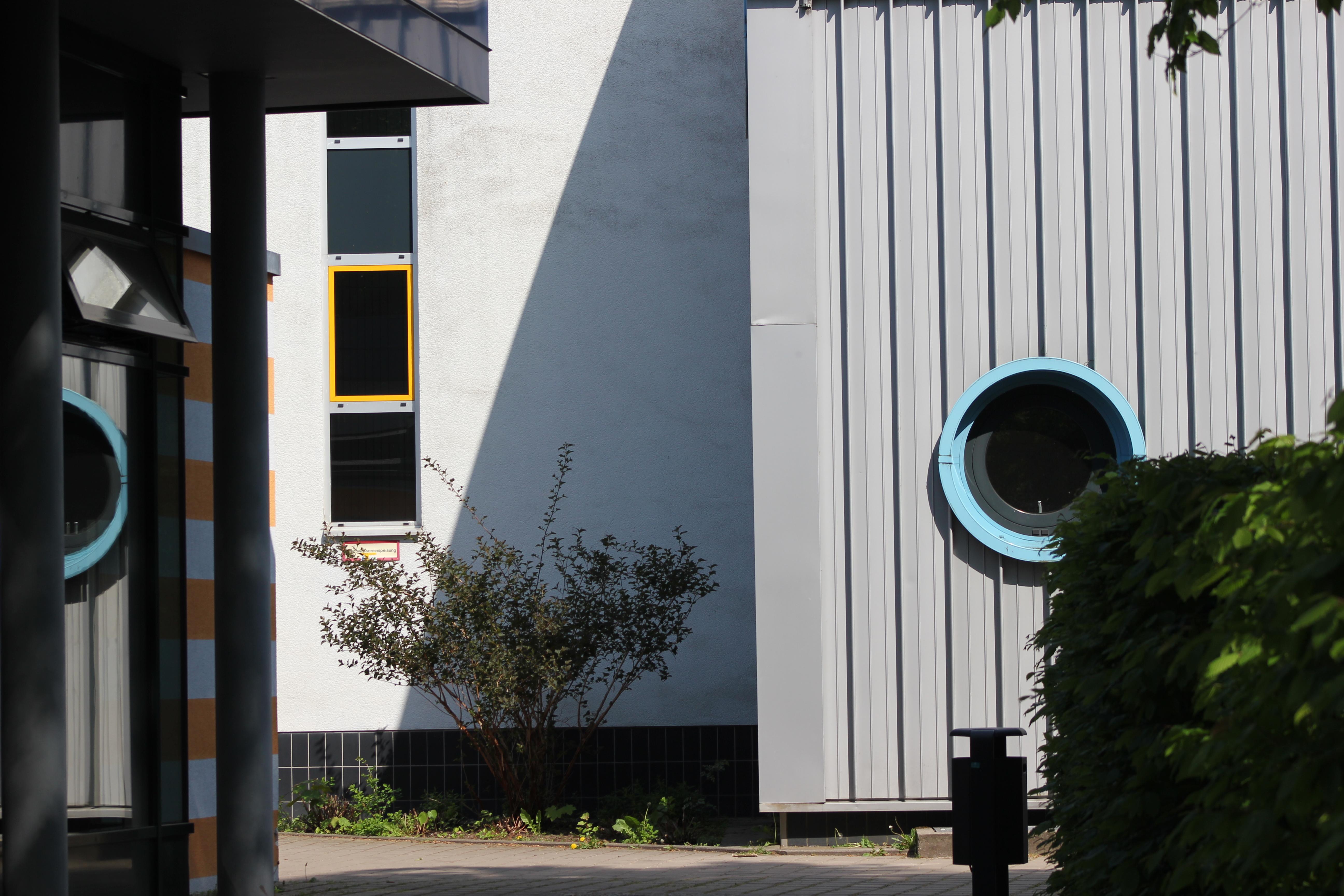 Impression Schulgebäude (1)