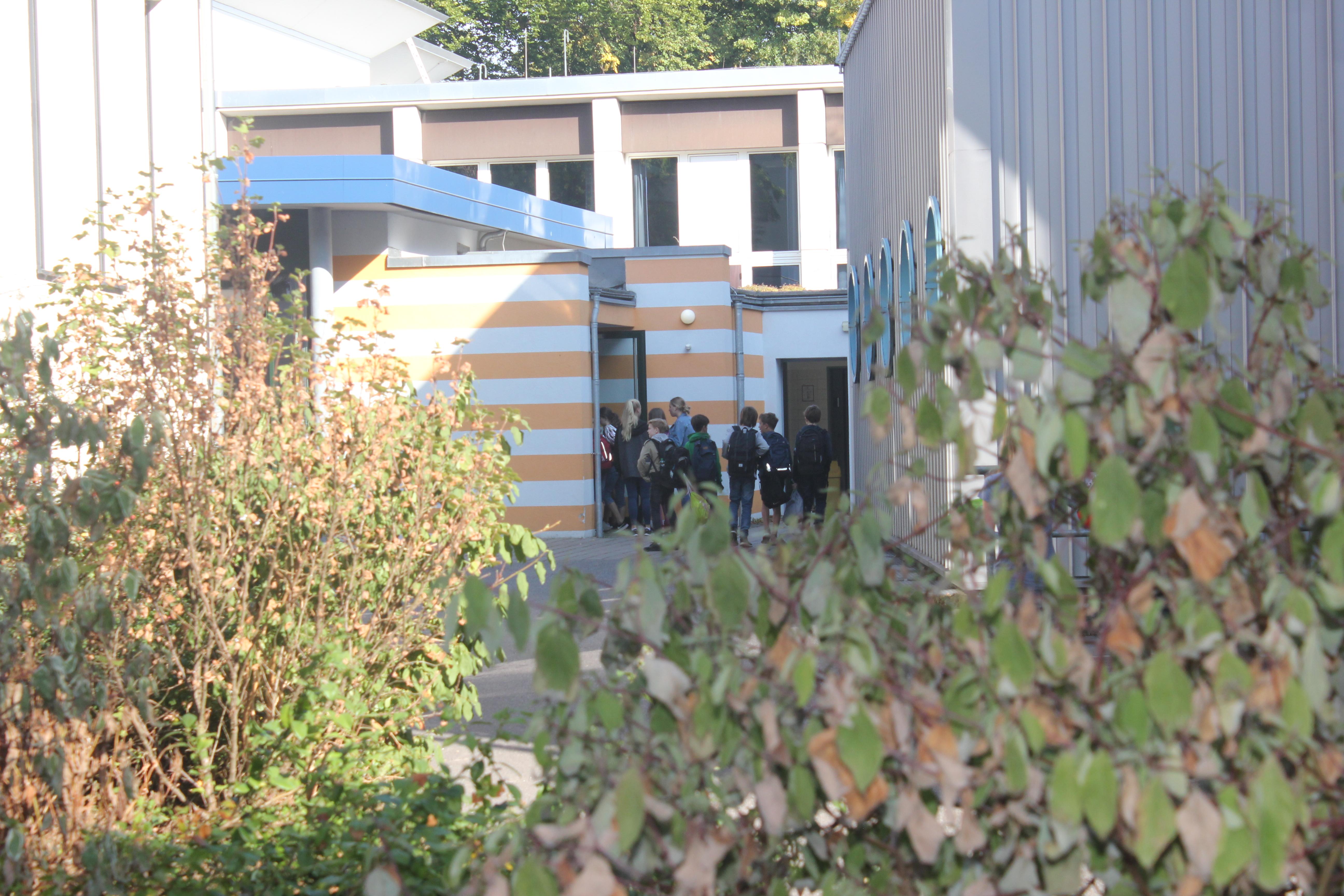 Impression Schulgebäude (4)