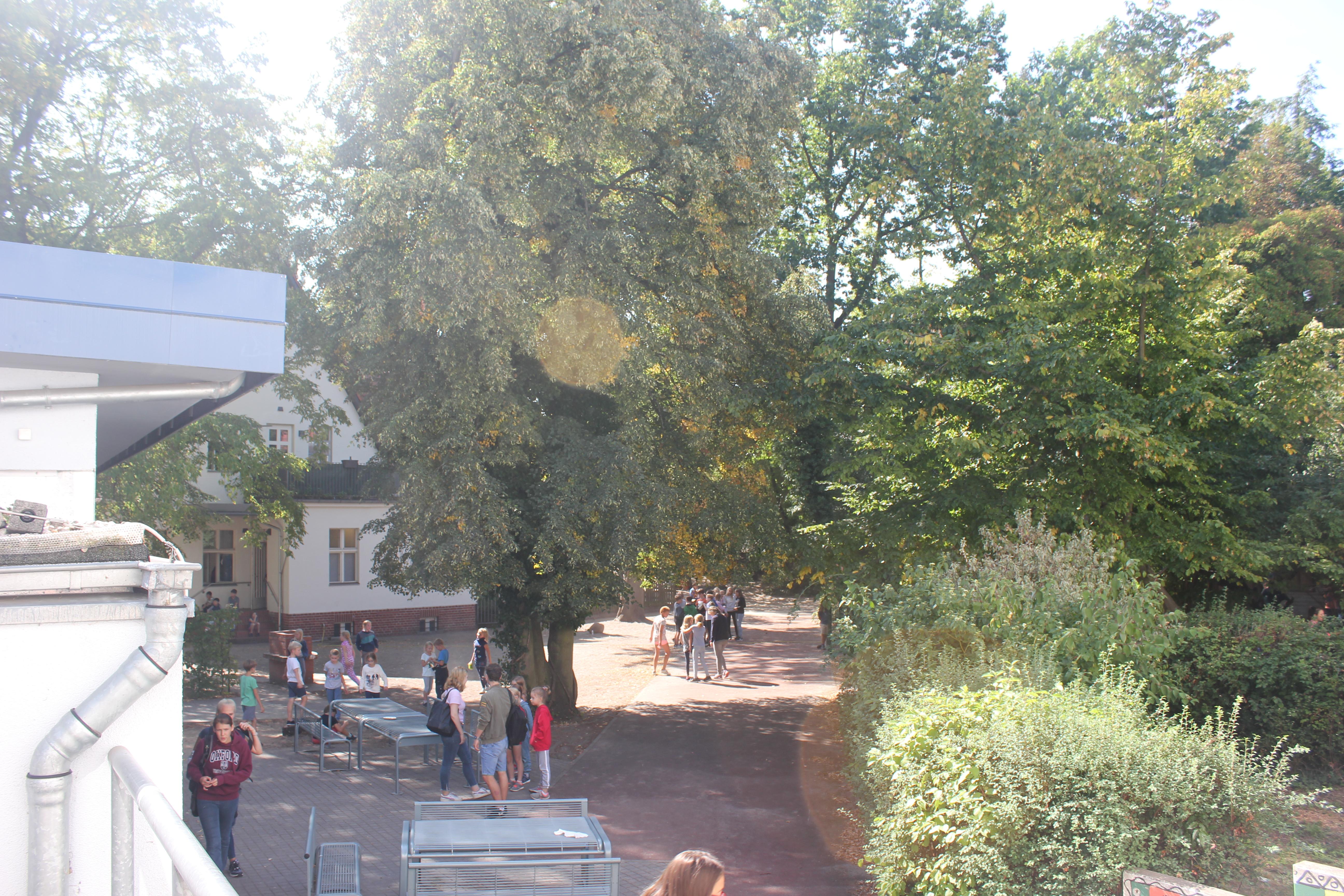 Impression Schulgebäude (5)