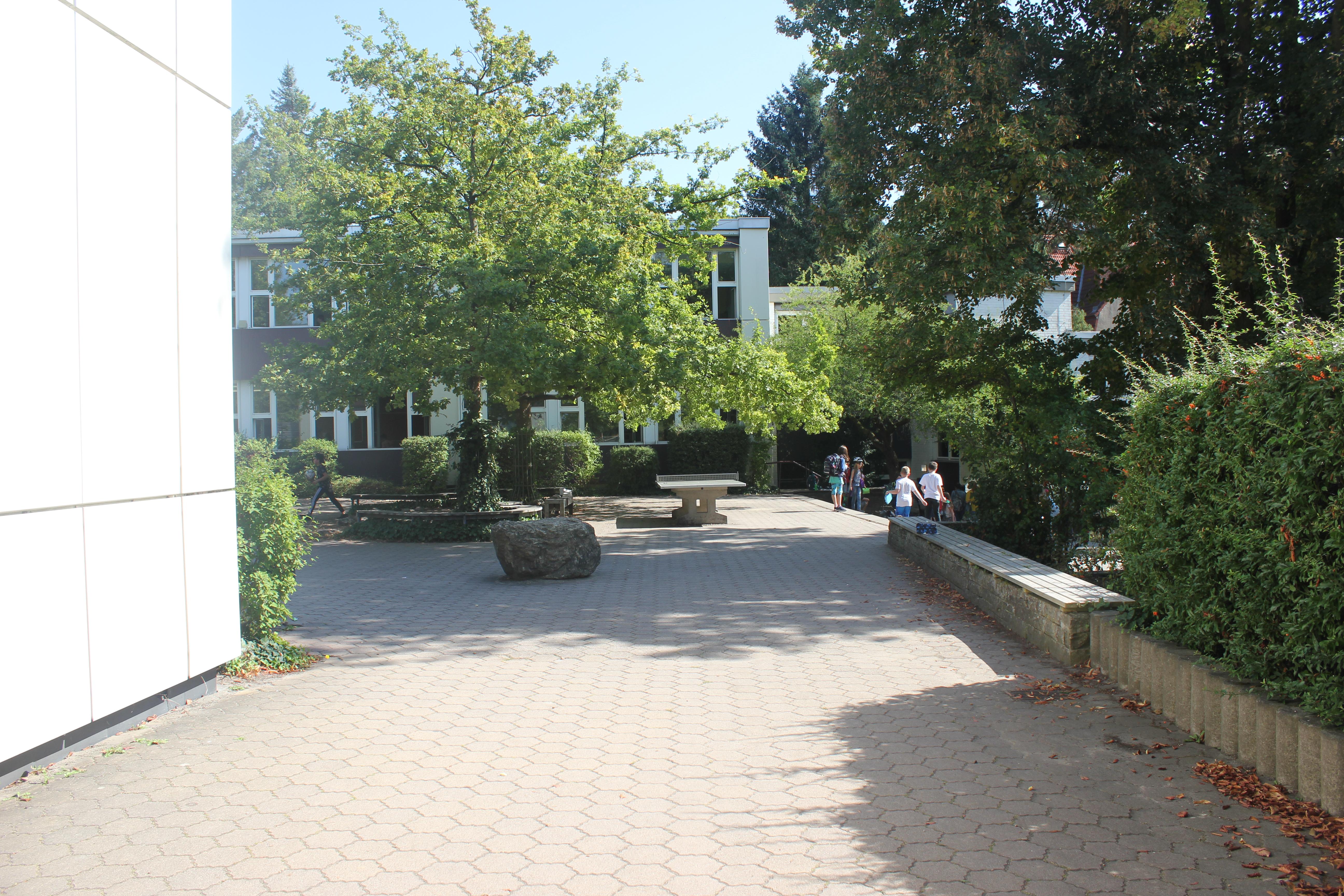 Impression Schulgebäude (6)