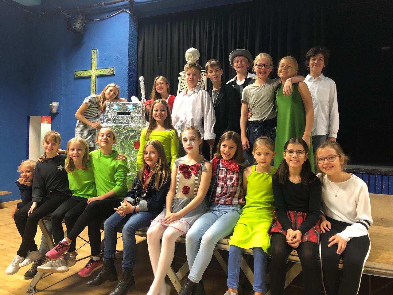 WUV-Musical der 6. Klassen