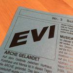 Neues Informationsblatt EVI