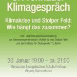 Termin: 3. Frohnauer Klimagespräch am 30.01.