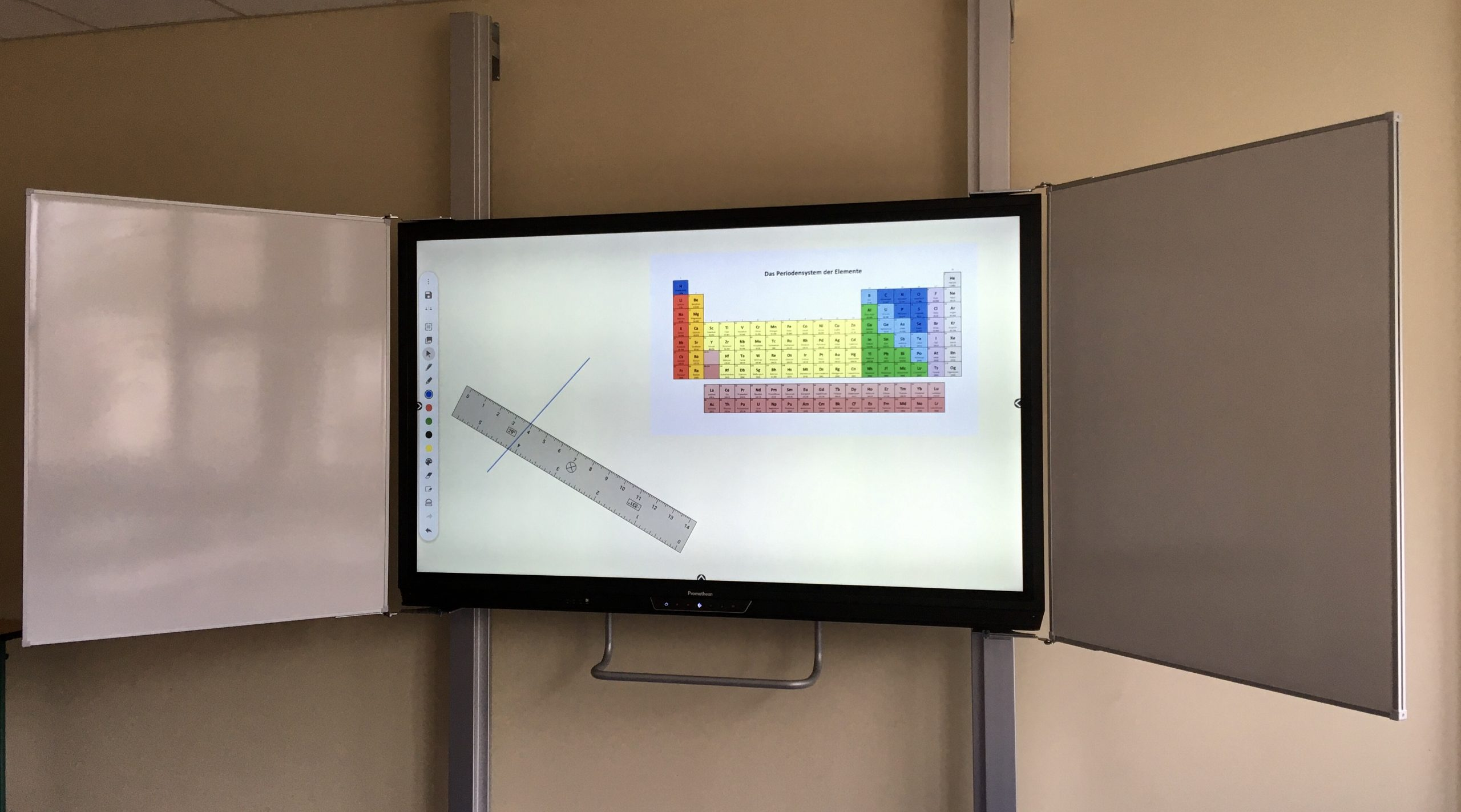 Das geflügelte Klassenzimmer – Teil 1