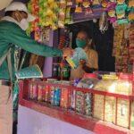 Spendensammlung für Indien