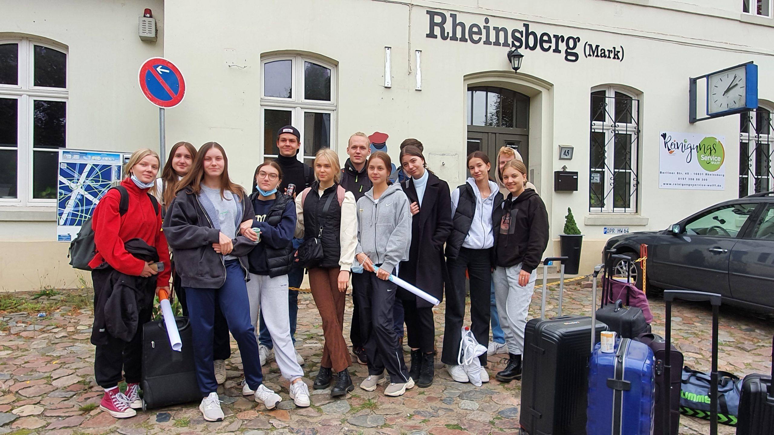 Read more about the article Reise deines Lebens – Wochenendseminar Berufsorientierung