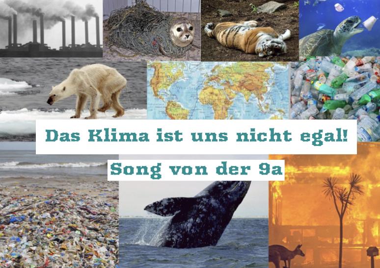 Read more about the article Klimasong der 9a – Das Klima ist uns nicht egal